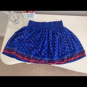 Forever 21 Girls' Floral Skater Skirt